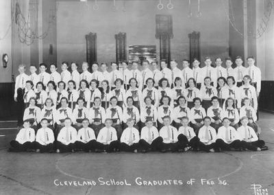 Class of February 1936