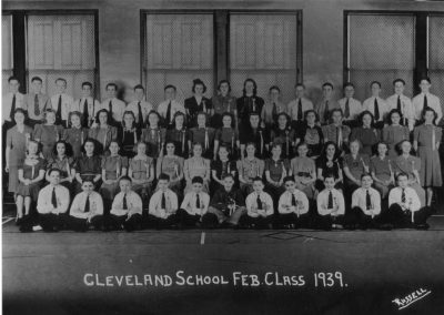Class of February of 1939